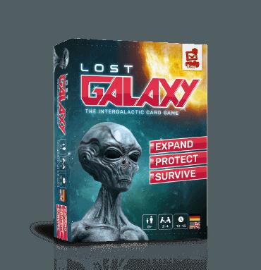Lost Galaxy