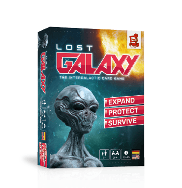 Lost Galaxy - Das intergalaktische Kartenspiel
