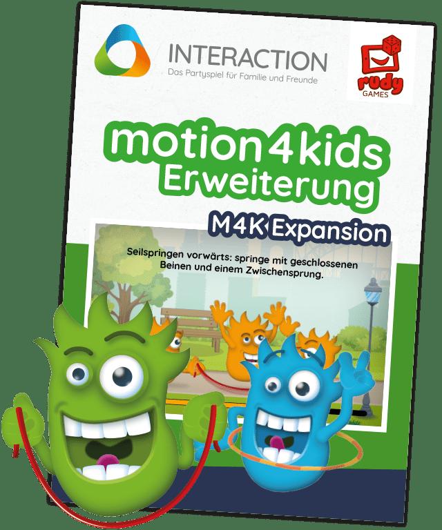 M4K Erweiterung mobil