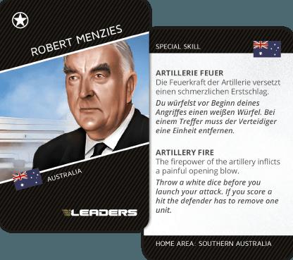 Leaders Erweiterung Australien