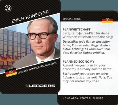 Leaders Erweiterung DDR
