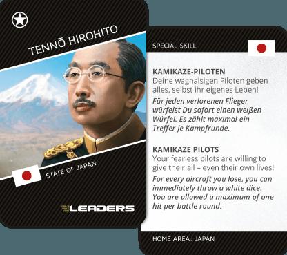 Leaders Erweiterung Japan