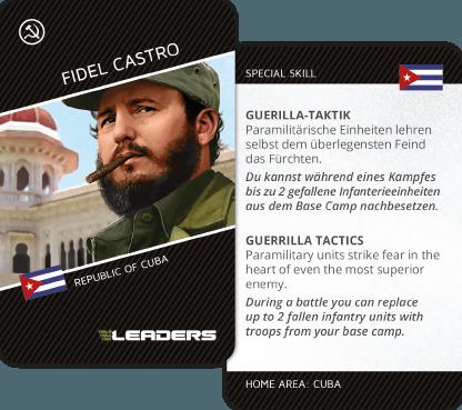 Leaders Erweiterung Kuba