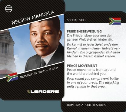 Leaders Erweiterung Südafrika