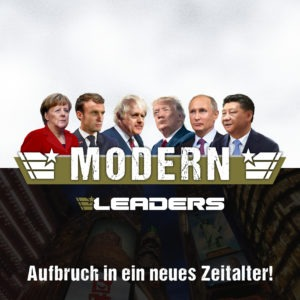 Leaders Erweiterung - Modern Leaders Pack