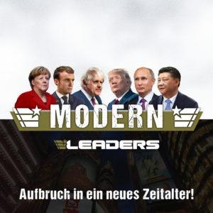 Leaders Erweiterung - Modern Leaders Pack