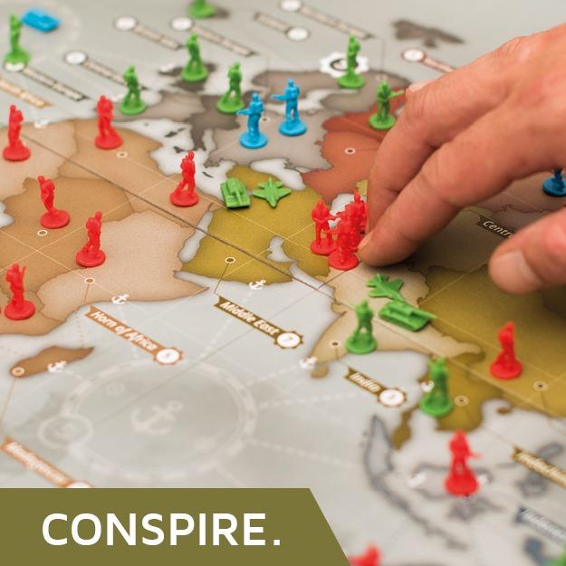 Leaders - Mehr taktische Tiefe