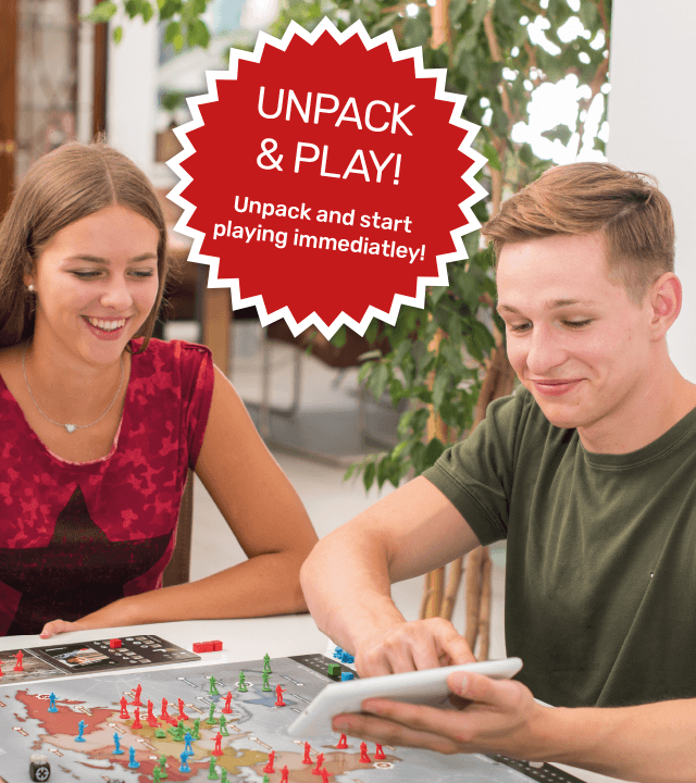 Unpack and Play