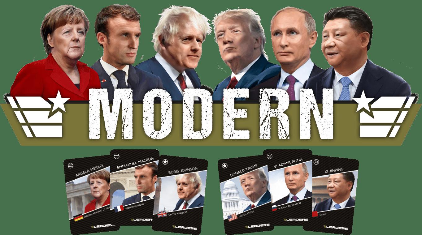 Modern Leaders