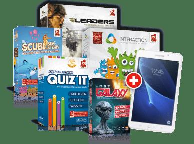 Spielepaket