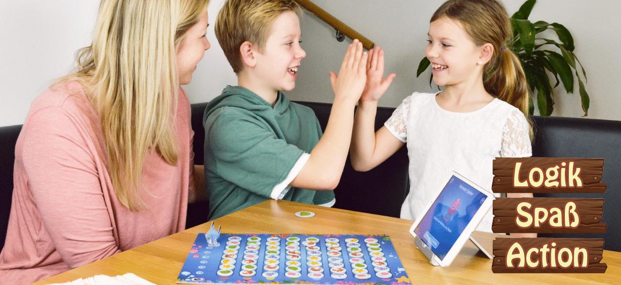 Scubi - Das Logikspiel für Groß und Klein