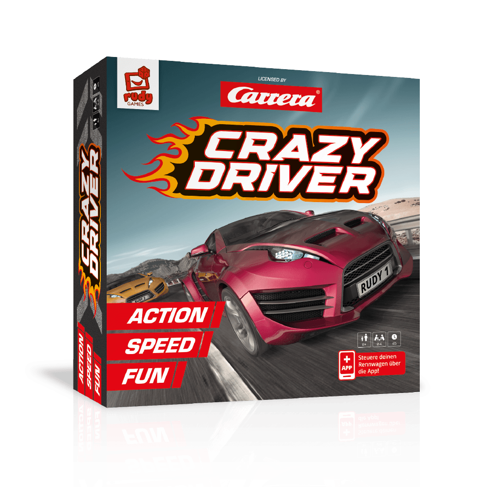 Crazy Driver Box