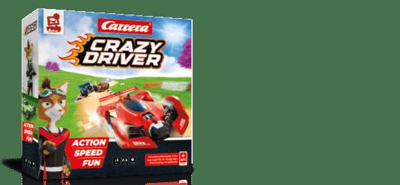 Crazy Driver Carousel