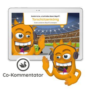 Interaction Fußball Erweiterung - Co-Kommentator