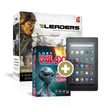 Geek Bundle plus Tablet gratis