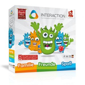 INTERACTION - Box 3D