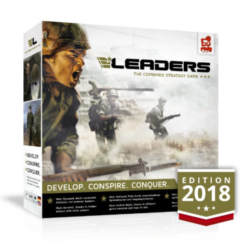 Leaders Basisspiel Box