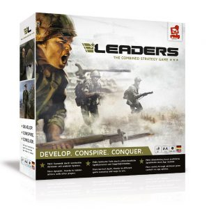 LEADERS - Box 3D