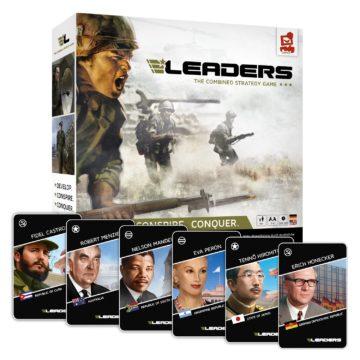 LEADERS Basisspiel mit allen Erweiterungen