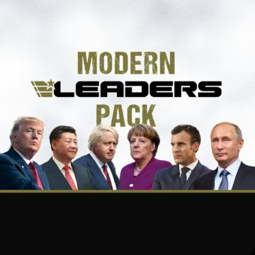 Modern Leaders Pack - Erweiterung
