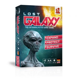 LOST GALAXY - Box 3D