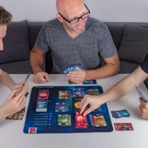LOST GALAXY - Das intergalaktische Kartenspiel!