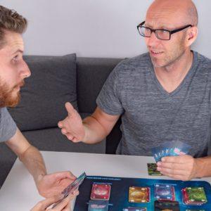 LOST GALAXY - Sonderkarten bringen zusätzliche Dynamik ins Spiel