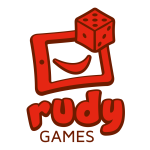 Rudy Games - Logo Transparent