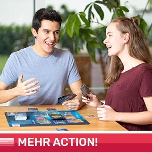 Mehr Action