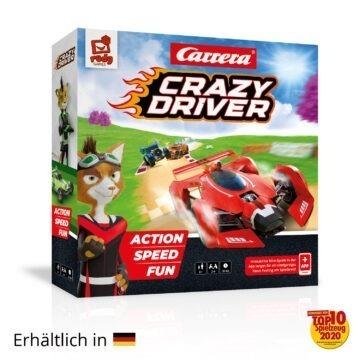 Crazy Driver Spielebox