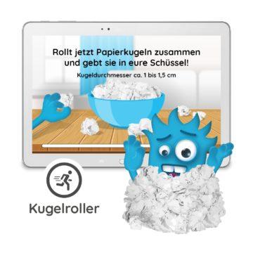 Interaction - DIY Erweiterung - Kugelroller