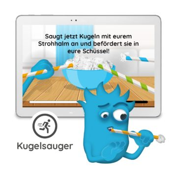 Interaction - DIY Erweiterung - Kugelsauger