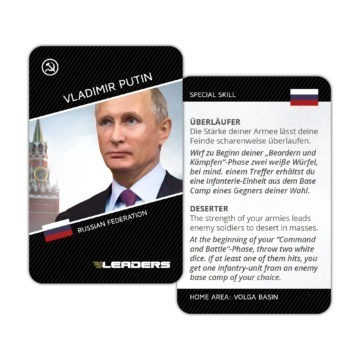 Leaders Erweiterung Modern Leaders Pack