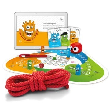 Motion4Kids Spielmaterial
