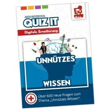 Quiz It Erweiterung
