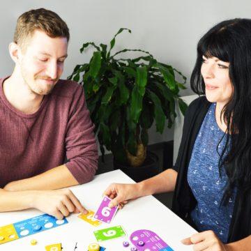 Wissensspiel Quiz It Spielszene