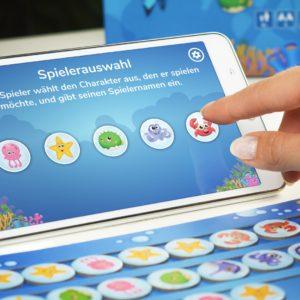 SCUBI Sea Story - Die App sorgt für mehr Action!