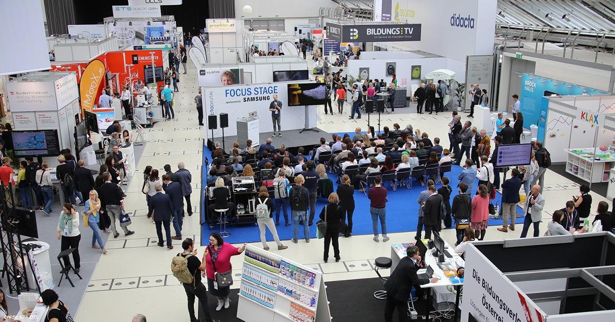 Rudy Games at Didacta Education Festival Linz