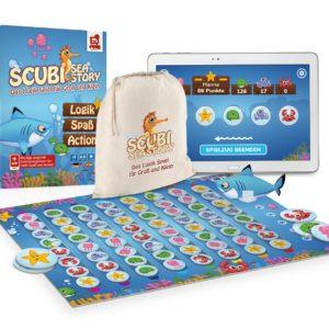 SCUBI Sea Story - Spielausstattung