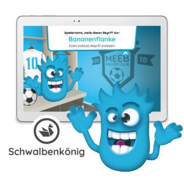 Interaction Fußball Erweiterung - Schwalbenkönig