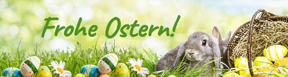 Webbanner Ostern Desktop