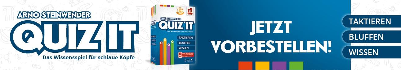Quiz It vorbestellen