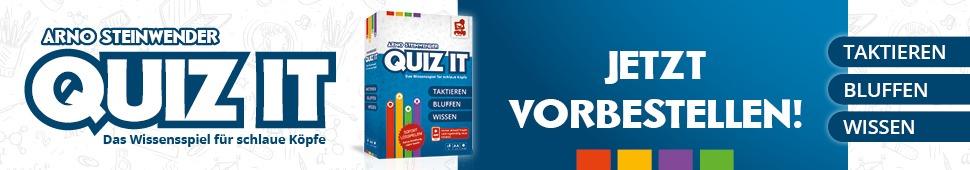 Quiz It - Jetzt vorbestellen