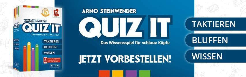 Quiz It vorbestellen