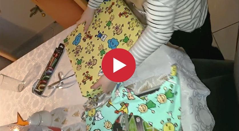 Geschenke auspacken - Brettspiele