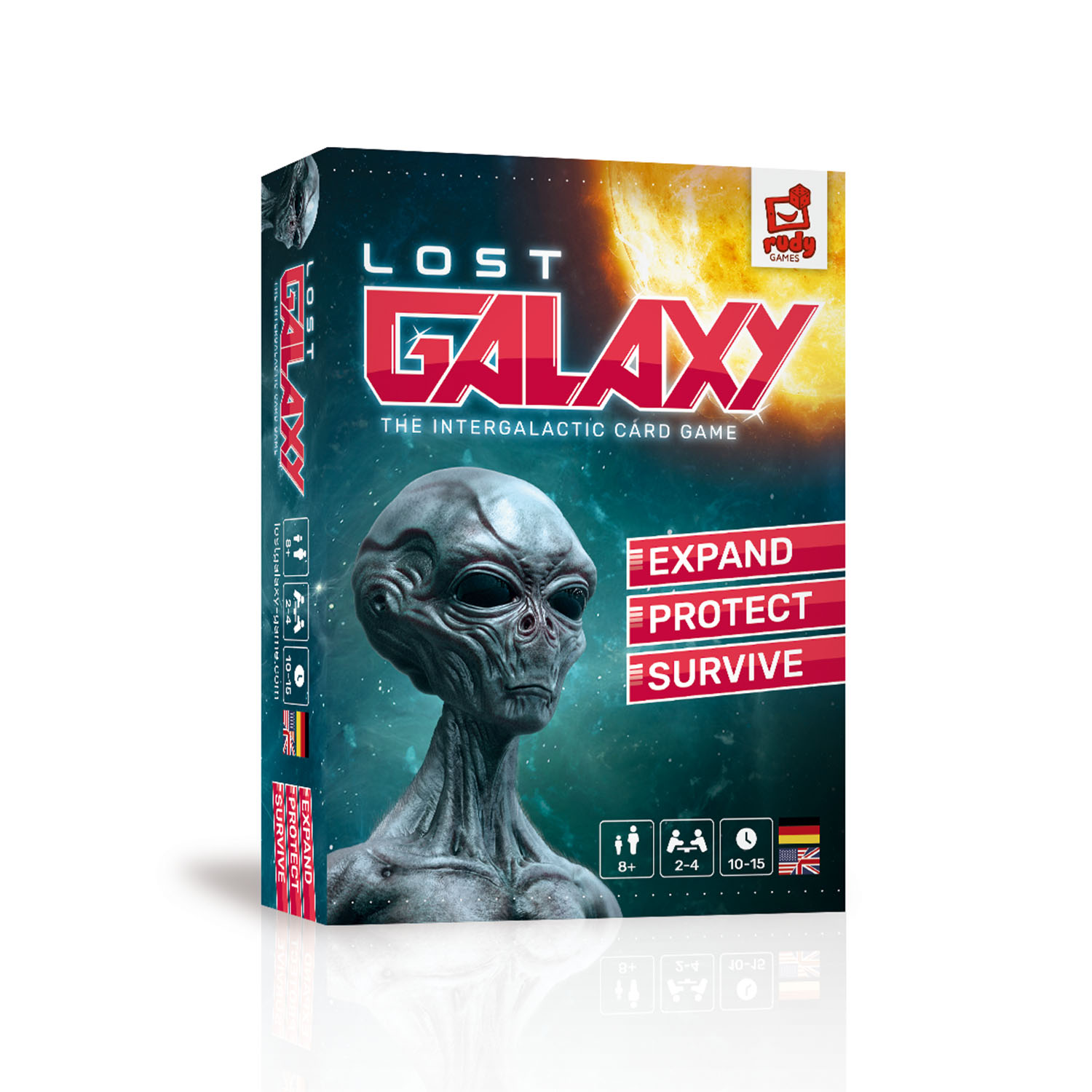 Lost Galaxy Box