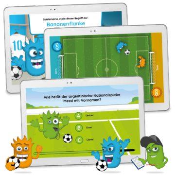 Interaction Fußball Erweiterung