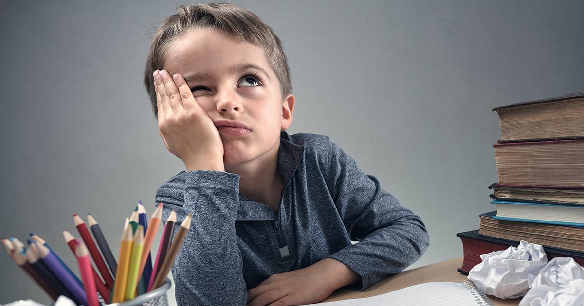 5 Konzentrationsübungen für Kinder